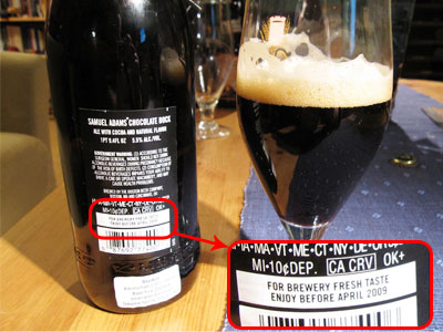 Beer Expiration Dates
